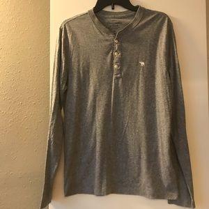 Abercrombie&Fitch Men's longsleeve shirt